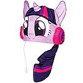 My Little Pony Twilight Sparkle Headphone Hat - Kids' Headphones