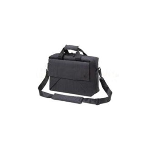 Dicota Code Notebook Bag with Tablet Pocket (Black) for 15 inch to 17 inch Notebook