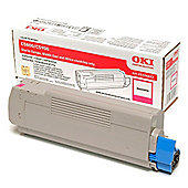 OKI Toner Cartridge for C5800/C5900 Colour Printers (Magenta)
