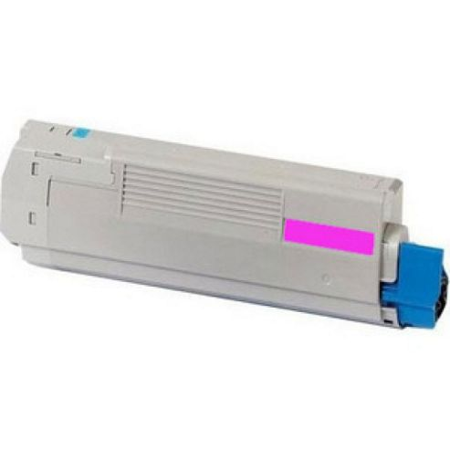 OKI Magenta Toner Cartridge for C3100 Printer (3K)