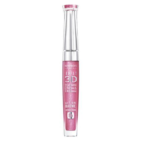 Bourjois Effet 3D Lip Gloss-Rose Symphonic 2010