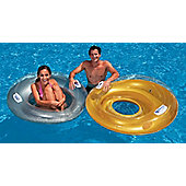 Intex Sit N Lounge Swimming Pool Ring Lounger
