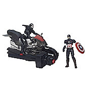 Marvel Avengers Age of Ultron Captain America and Marvel's War Machine