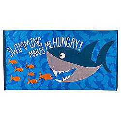 Tesco Shark Beach Towel