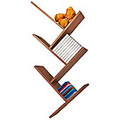Potter-wall Storage/ Display Shelf-walnut