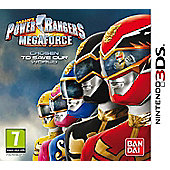 Power Rangers Megafore N3Ds