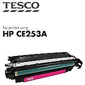 Tesco - HP Color Lj Ce253A Cart - Magenta