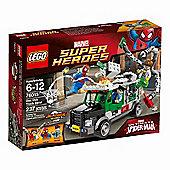 LEGO Marvel Super Heroes: Doc Ock Truck Heist 76015