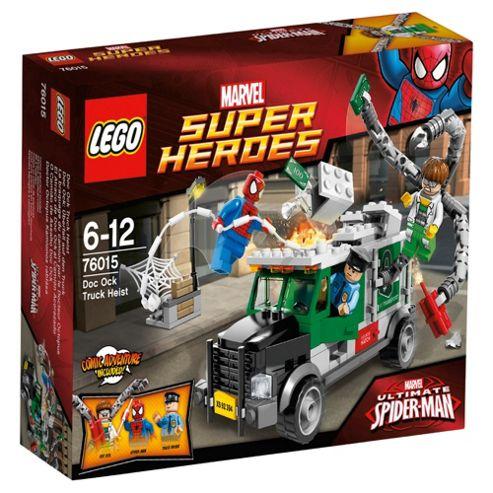 LEGO Super Heroes Spider-Man 2 76015