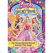 Barbie And The Secret Door - (Includes Barbie Songbook) - DVD