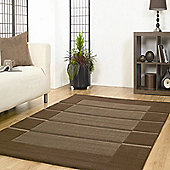 Visiona Soft 4311 Brown 160x230 cm Rug