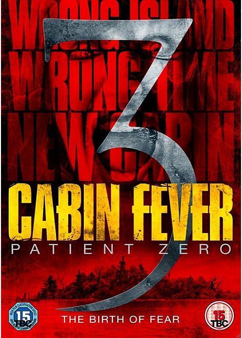 Cabin Fever 3: Patient Zero (DVD)