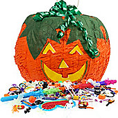 Halloween Pumpkin Pinata Kit