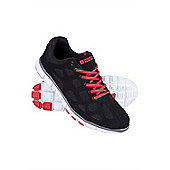 Akin Mens Running Sneakers Trainers Gym Sports Shoes - Black