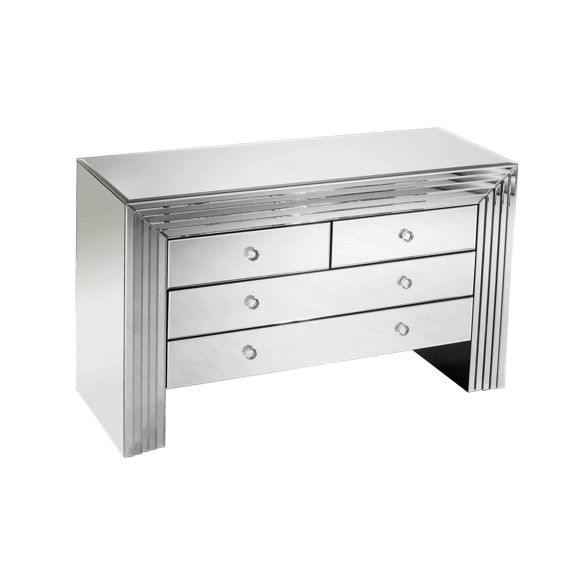 Premier Housewares New Line 4 Drawer Chest at Tesco Direct