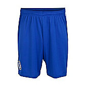 2014-15 Chelsea Adidas Home Shorts (Kids) - Blue