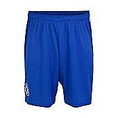 2014-15 Chelsea Adidas Home Shorts (Kids) - Blue