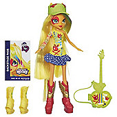 My Little Pony Equestria Girls Applejack With Accessories