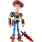 Toy Story Battle Armour Woody Figure