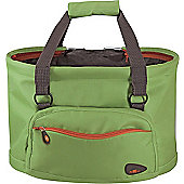 Rixen & Kaul Shopper Fashion Bag: Green.