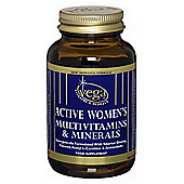 Active Womens Multivitamins & Minerals