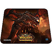 SteelSeries QcK Cataclysm Mouse Pad - Deathwing Edition