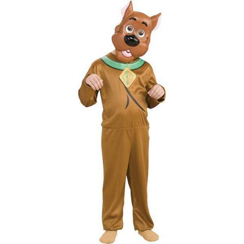 Scooby Doo Set - Child Costume 4-5 years