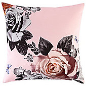 Modern Romance Cushion, Rose Pink