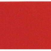 "Enuff Skateboard Grip Tape accessory - 9"" x 33"" Sheet - Red"