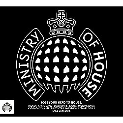 Ministy Of Sound - Ministry Of House 3CD