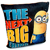 Despicable Me 35cm Cushion - Black