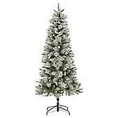 198CM / 6.5FT LUXURY ALPINE SNOW TREE
