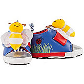 Playtoes Interactive Baby Shoes (Bumble Bee)