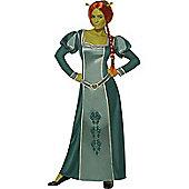 Shrek Princess Fiona - Adult Costume Size: 12-14