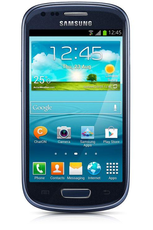 Samsung Galaxy SIII Mini Blue