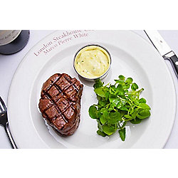 The Steak and Alehouse - Three Course Dinner and Cocktail for Two