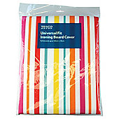Tesco Striped Universal Ironing Board Cover