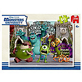 Disney Monsters University Jigsaw Puzzle A