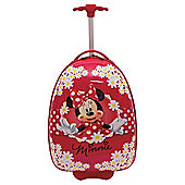 Disney Minnie Mouse Kids' Light Up Suitcase