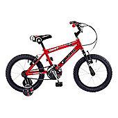 "Concept Daredevil 16"" Boys Single speed Mountain Bike"