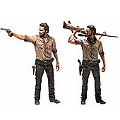 The Walking Dead - Rick Grimes Pvc Figure (25cm) - Action Figures