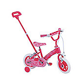 "ELC 10"" 3 in 1 Trainer Bike - Pink"