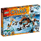 LEGO Chima Sir Fangar's Saber-tooth 70143