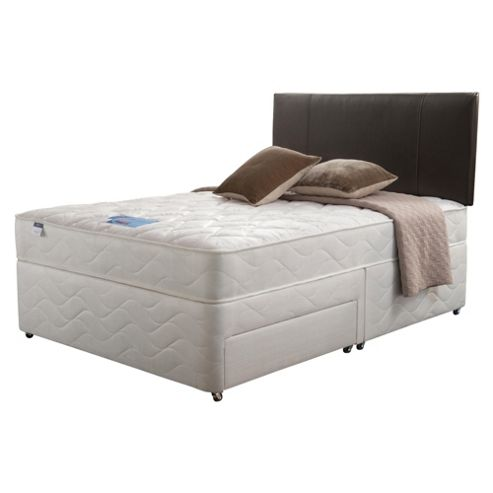 Silentnight Miracoil Kingston King Non Storage Divan set