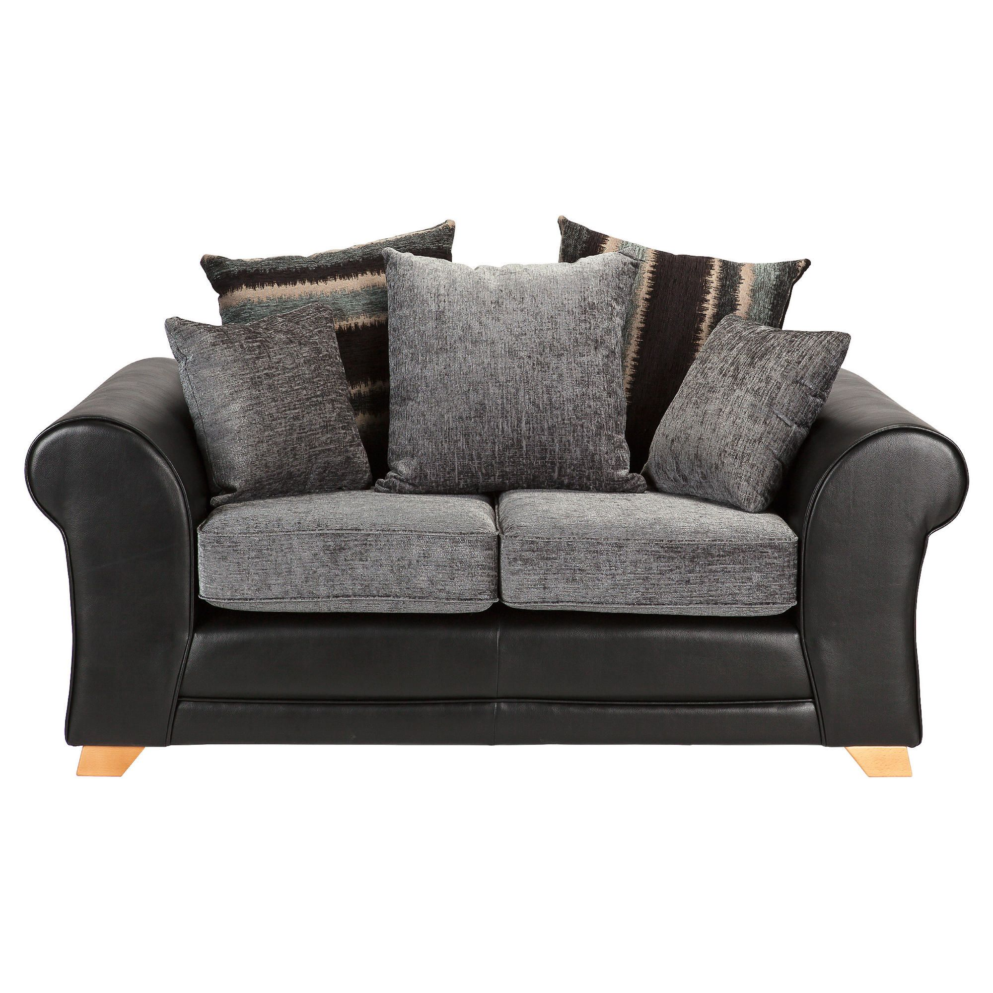 lima fabric mix small sofa black and sofa depth including recliner 900