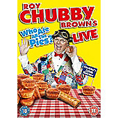 Roy Chubby Brown Live 2013