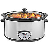 VonShef 6.5 Litres Digital Slow Cooker