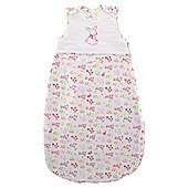 Tesco Bunny Baby Sleeping Bag 6-18 months
