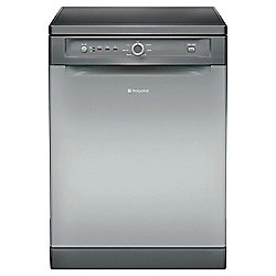 Hotpoint Dishwasher, FDYB10011G, Graphite