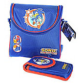 Sonic Gamer Case (Blue)